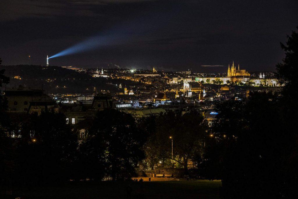 Maják Petřín Signal Festival 2020