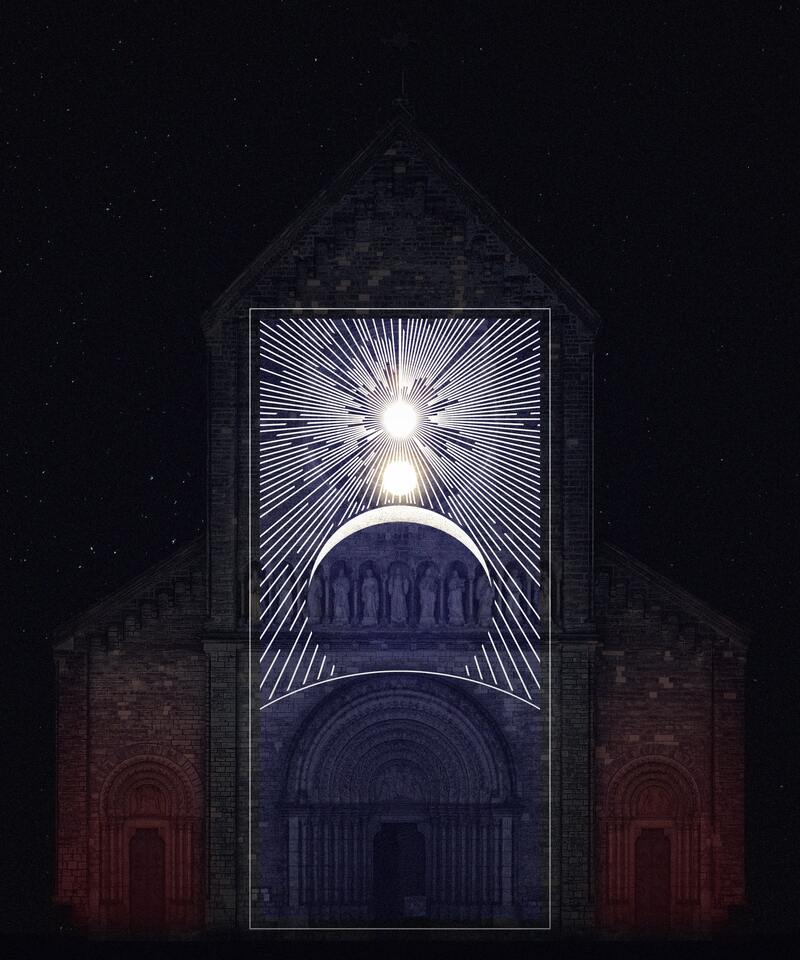 Weltraumgrafik - The Wind Signa Festival 2021